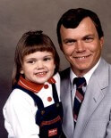 MeredithYounger and dad
