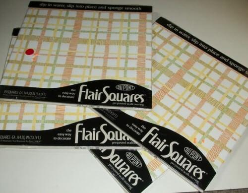 flair squares easy plaid