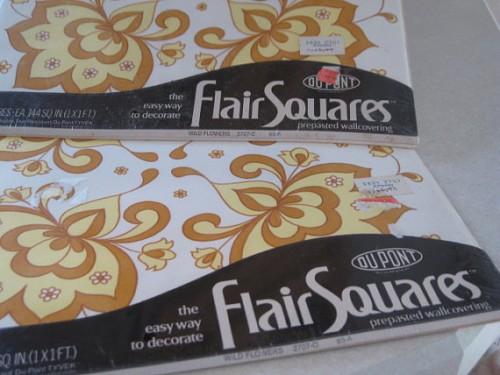 flair squares 1970s