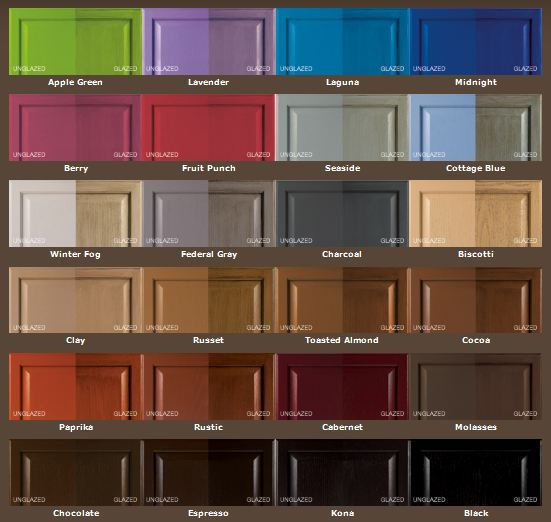 Paint Colors For Furniture Magnificent With RustOleum CabiTransformation Kit Colors Photo