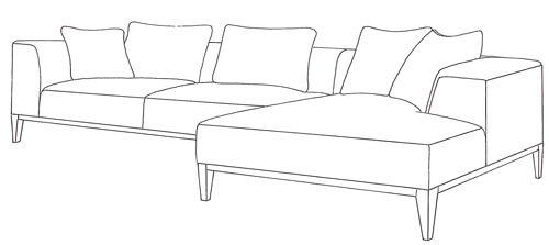 Modern Furniture Sketches perfect modern furniture sketches drawings workzoe heidorn