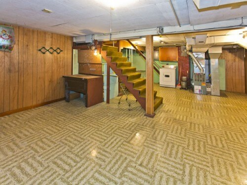 1940 basement