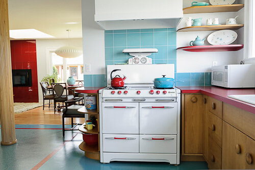 Beautiful How To Renovate A Kitchen #6: Vintage-stove.jpg