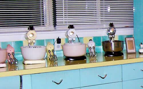 vintage sunbeam mixers