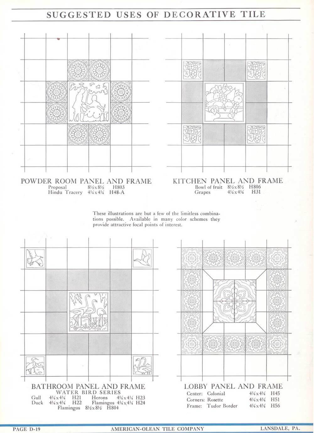 American-Olean-decorative-tile-uses