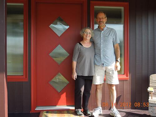JoAnn and Mark