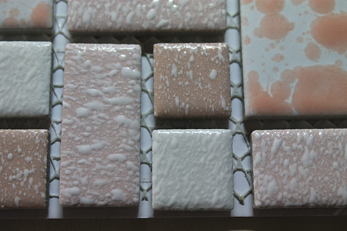 Bathroom floor tile in production since the 1970s -- 6 colors ...