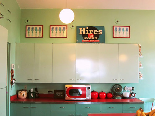 turquoise-kitchen
