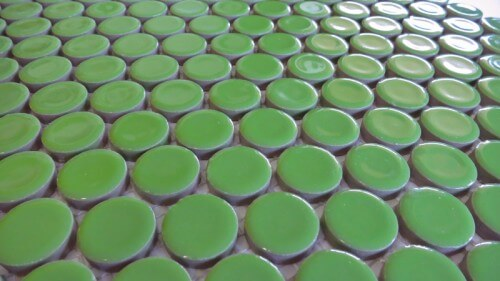penny round tile
