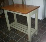 vintage metal table top
