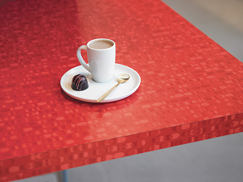 Formica-Red-Ellipse-Anniversary-collection