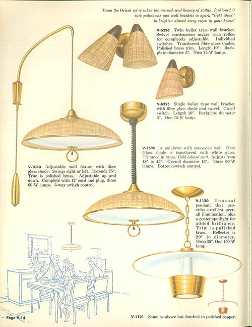 Mid-century-burlap-lights