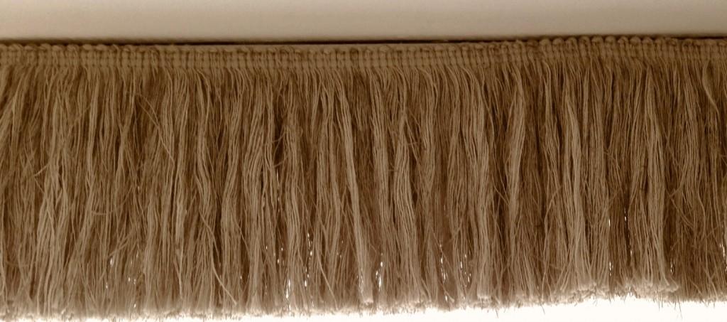 drapery fringe