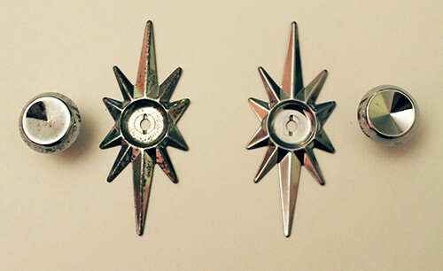 Amerock-starburst-cabinet-knobs-chrome