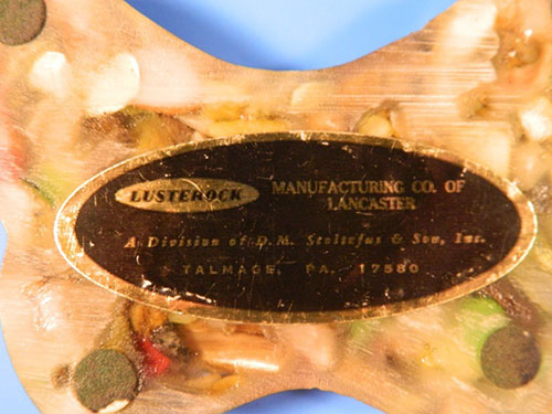lusterock-label