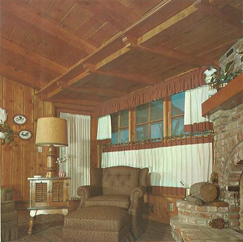 unusual-knotty-pine-ceiling-vintage