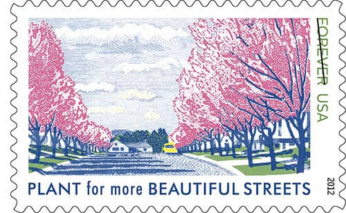 vintage-reissue-stamp-plant-for-beautiful-streets