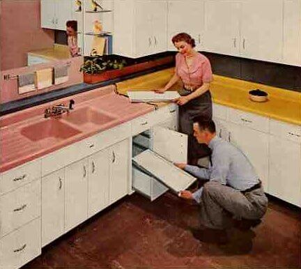 1954 American Standard Pink Countertop Cropped_0