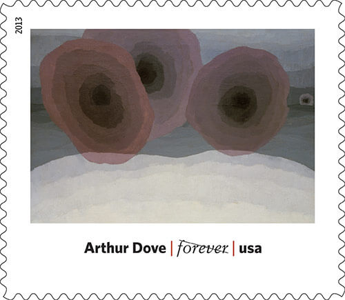 Arthur-Dove-Art-in-America-stamp-USPS