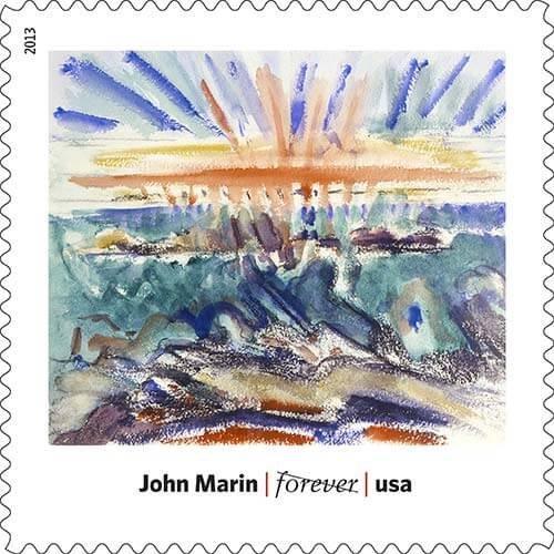 John-Marin-Art-in-America-stamp-USPS