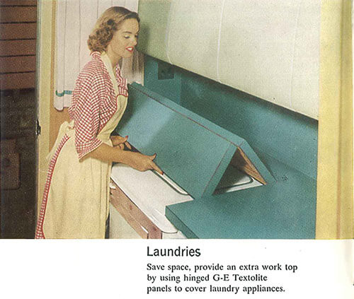 Laminate-laundry-cover-panel-retro