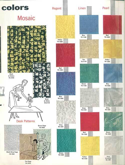 Vintage-GE-Textolite-colors-and-patterns