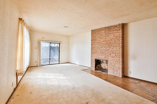 mid-century-living-room-with-fireplace