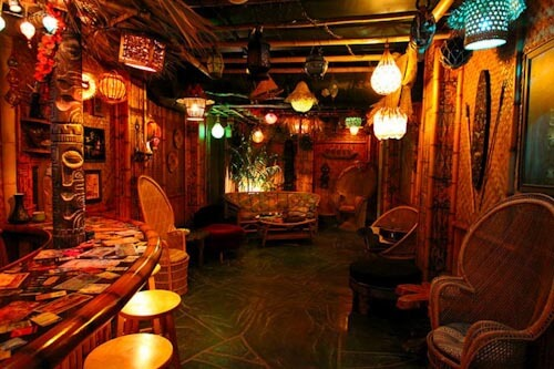 Tiki Bar On Pinterest