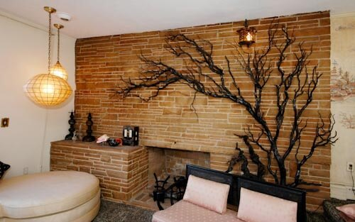 fireplace decor