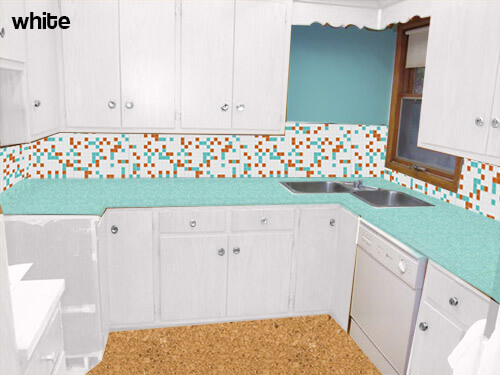5 Ideas To Repaint Rebecca S Faded Wood Kitchen Cabinets