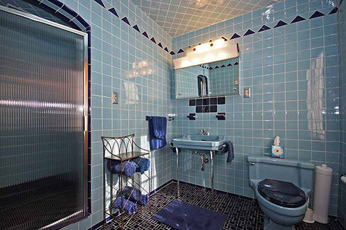 vintage blue bathroom colors from seven manufacturers from  to,