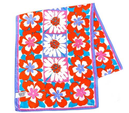 vintage-vera-flowery-scarf