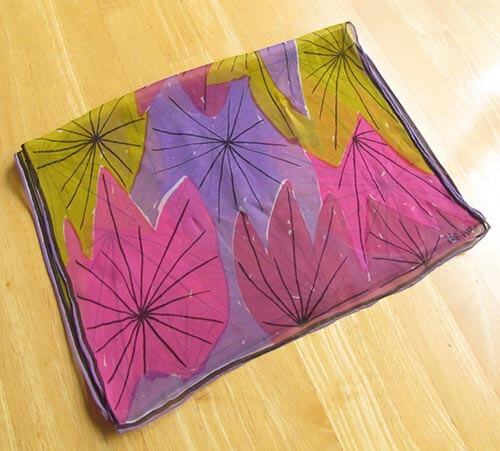 vintage-vera-lillypad-scarf