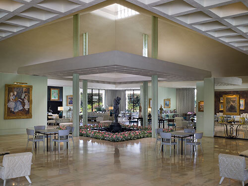 Sunnylands Atrium