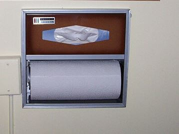 Caloric Caddie - tissues