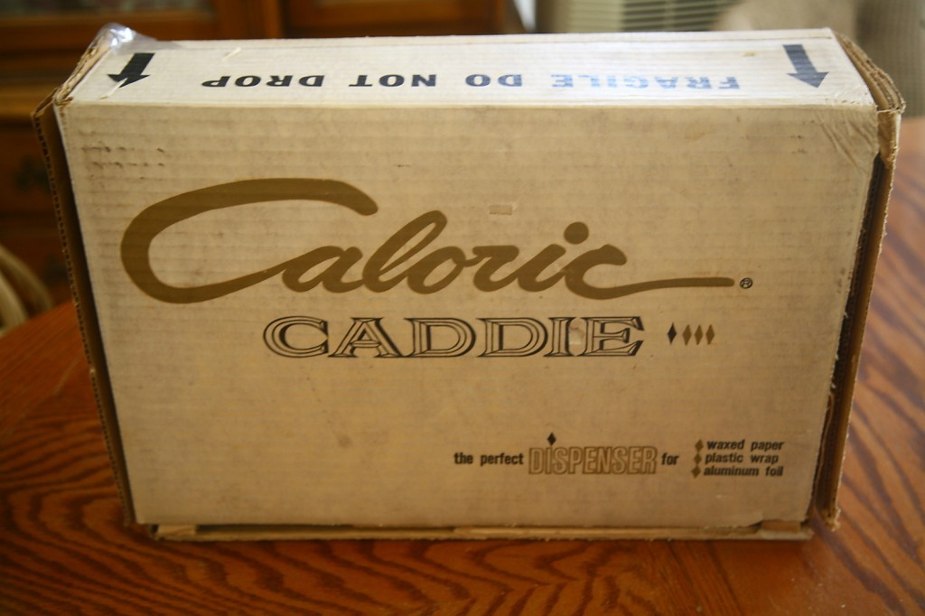 caloric caddie