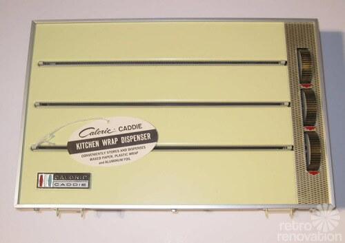 Caloric-kitchen-wrap-dispenser
