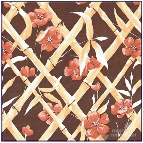 vintage-wallpaper-bamboo-trellis