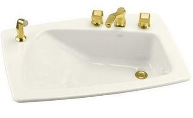 kohler ladies vanity bathroom sink