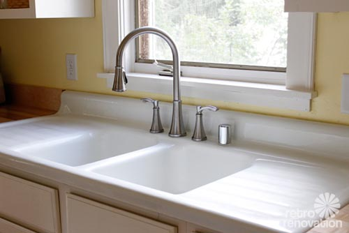 porcelain-drainboard-sink.jpg (500?334) KITCHENS --RUSTIC, FARM, OR ...