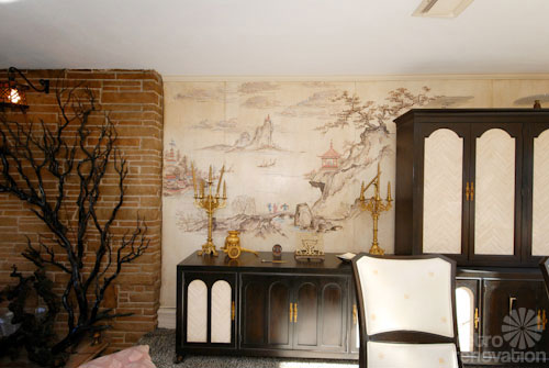 Where to find vintage and vintage style wallpaper murals for Antique mural wallpaper