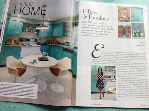 retro renovation in yankee magazine
