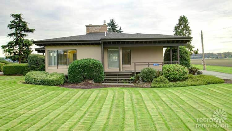 1 200 S F Midcentury Modern Farm House Time Capsule