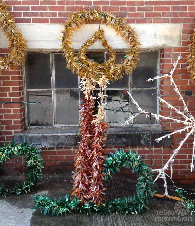 Supersize Me Santa Vintage Main Street Christmas