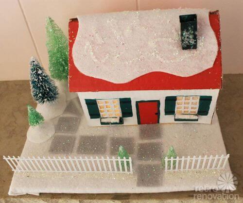 retro-vintage-christmas-house