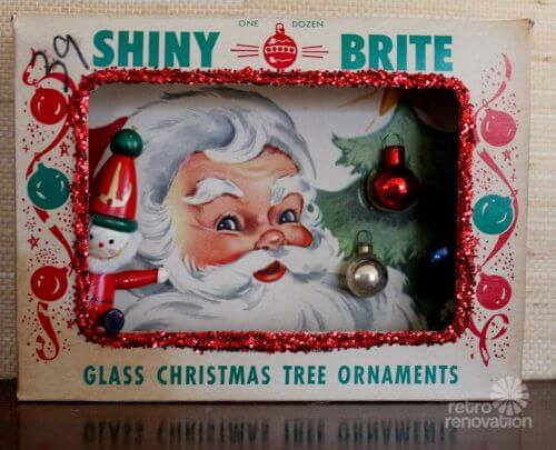 Excellent Christmas Craft Make Shadow Box Dioramas Using Vintage Christmas Easy Diy Christmas Decorations Tissureus