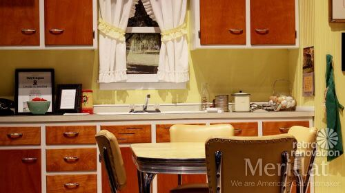 merrilat 1946 kitchen