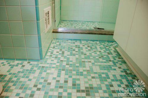 mid-century-modern-tile-floor