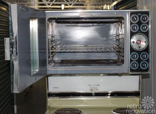 mid-century-sears-kenmore-stove