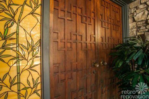 Luxurious, Asian-decor 1962 time capsule house - 24 photos ...